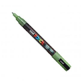 Posca - PC-3ML Fine Bullet Tip - Water Based Paint Marker - Sparkling Green